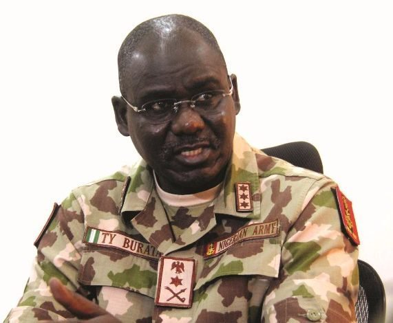 Dz3ufZRXQAAryOp - What Nigerians Are Saying After Chief Of Army Staff Said He Is Bound To Obey 'Only' Buhari Is A Must Read