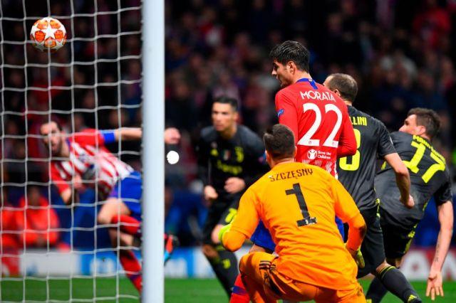 أتلتيكو مدريد يتغلب على ضيفه يوفنتوس 26