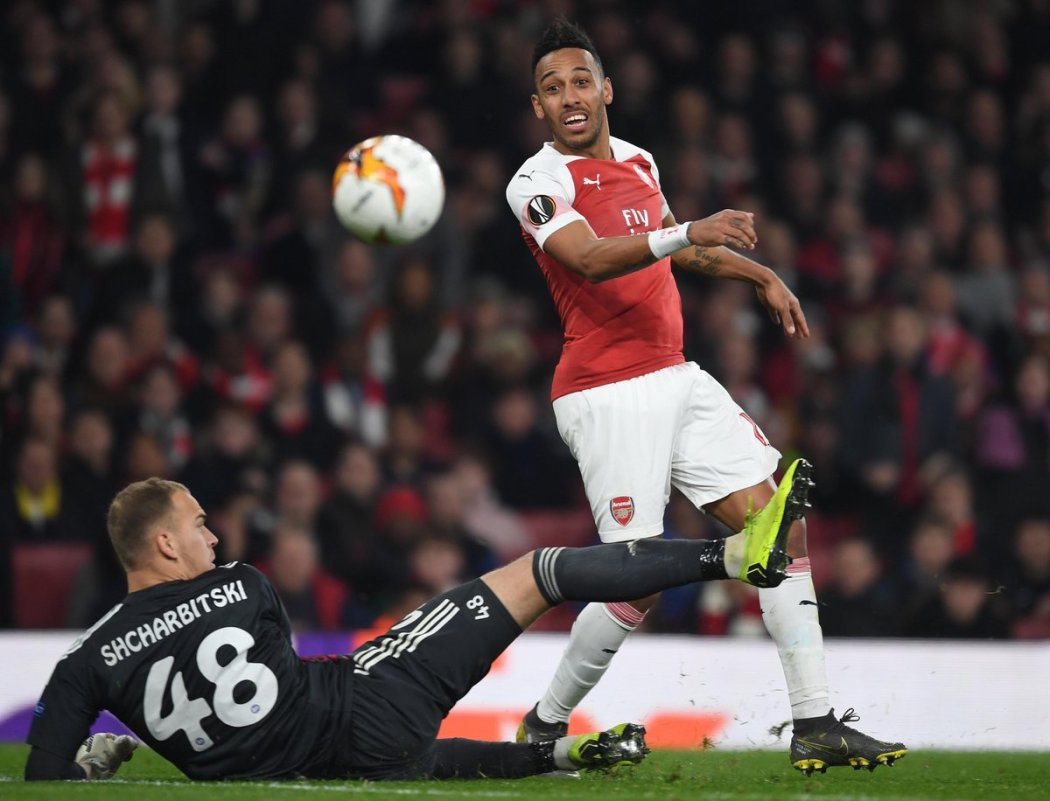 """Dz9iTaeXgAENA S - """"Ozil is the soul of the midfield, anytime he plays he brings out the best of Iwobi. I love this man"""" – See How Fans Are Reacting To Arsenal's First Ever Come Back In A Continental Competition For The First Time In 10 Years"""