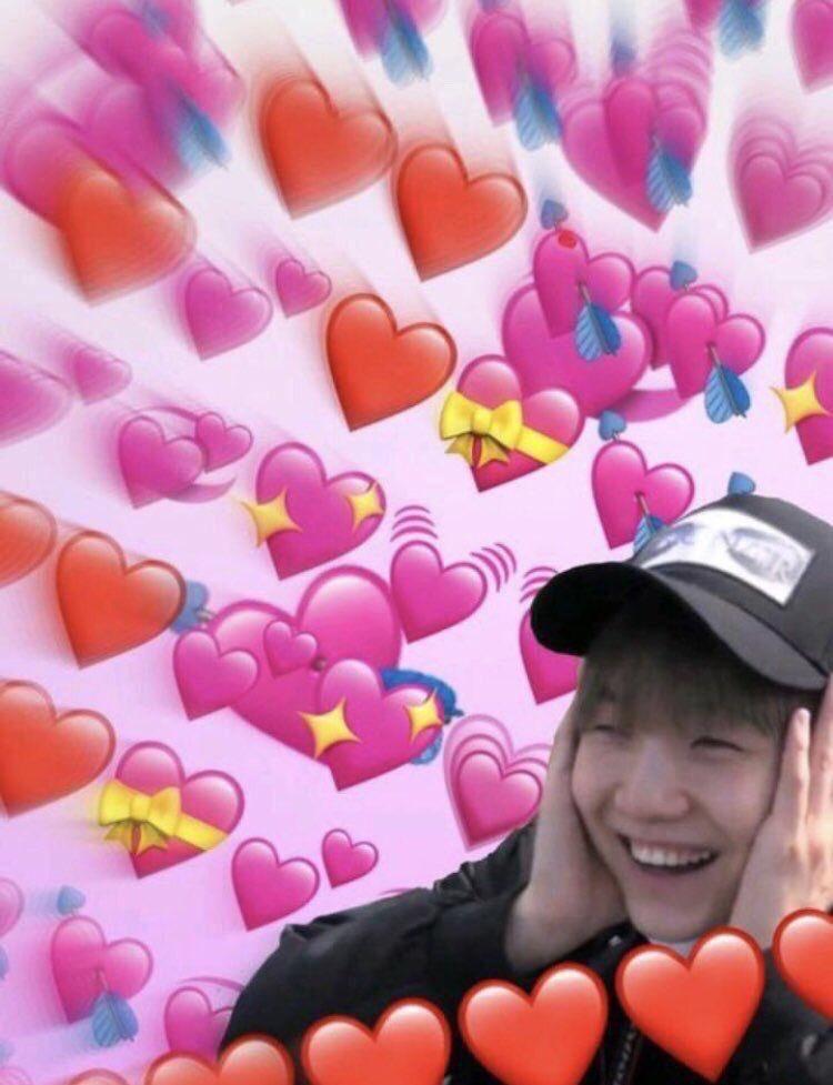 Heart Emoji Meme : heart, emoji, Mwave, Twitter:,