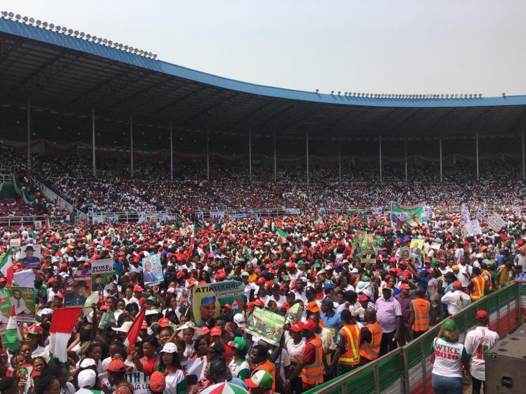 Atiku, PDP, Rivers State