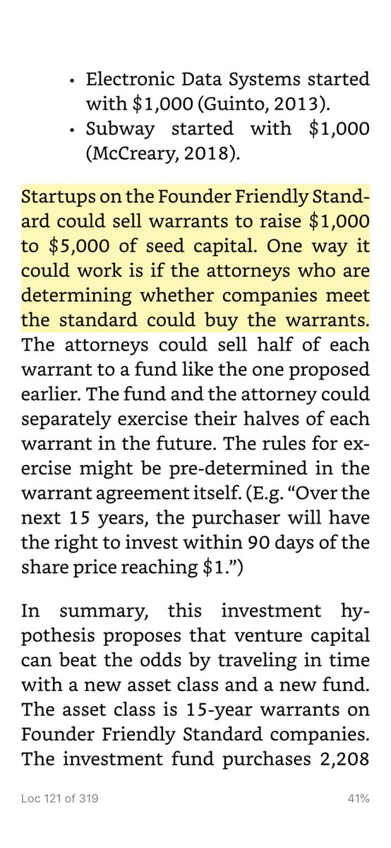 Screenshot from Grays Sports Almanac for Venture Capital by Eisaiah Engel. Find the audiobook on Audible or iTunes.