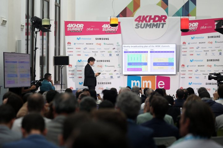 test Twitter Media - The #4KSummit brings together more than 120 leading #4K #HDR companies from more than 20 countries each year. Would you like to join? https://t.co/KlYQskt6YM https://t.co/Y6YWkQXEsc