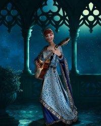 Euphorica Music on Twitter: The midnight at a fantasy castle ♠️ Půlnoc v zámku fantazie ♠️ #euphorica #euphoricamusic #fantasy #mystic #dream #castle #fortress #balcony #princess #worldmusic #ivvy #ivvymusic #midnight #secret #pagan #paganfolk #