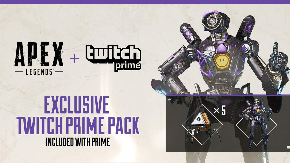 twitch prime on twitter