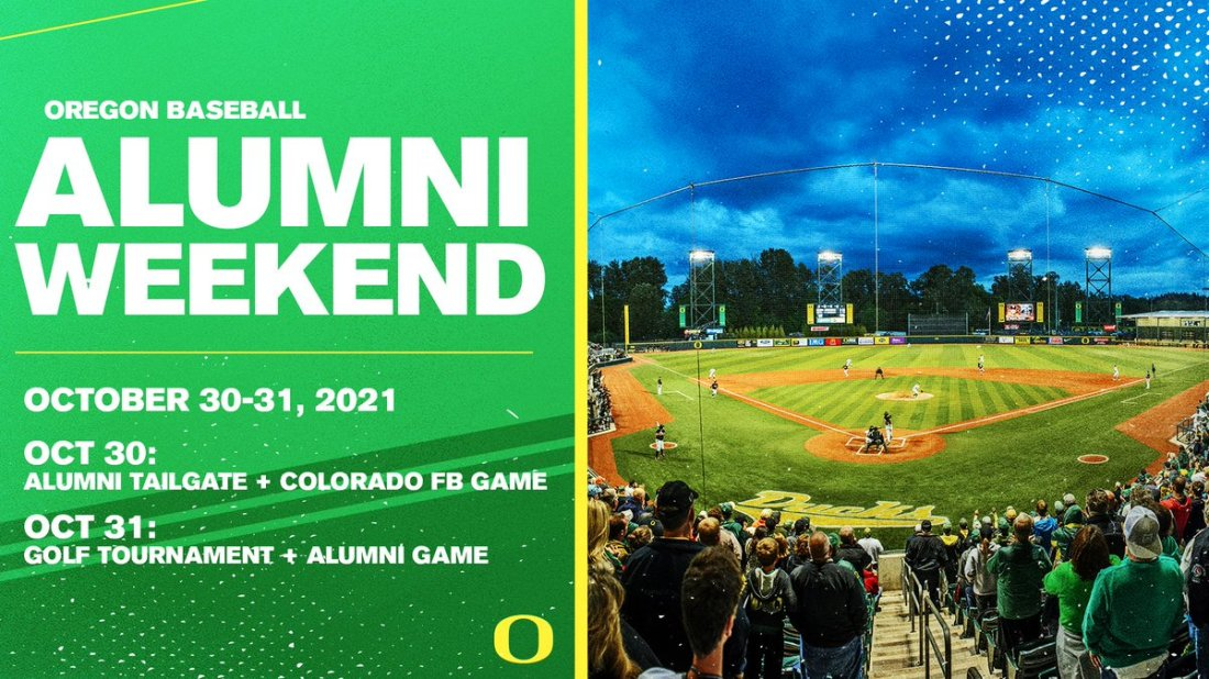 test Twitter Media - 🚨Attention Former Oregon Baseball Players 🚨Hope to see you all in Eugene for the annual alumni game weekend, October 30-31. Contact @seanfromchicago for details #GoDucks #OnceADuckAlwaysADuck https://t.co/QZxus4tD8V