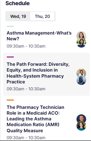 Mashp On Twitter Decisions Decisions Which 9 30 Track To Go To Asthma Dei Technicians In Aco Such Great Content To Choose From At Mashp21 Https T Co Quz3gvwvv4 Twitter