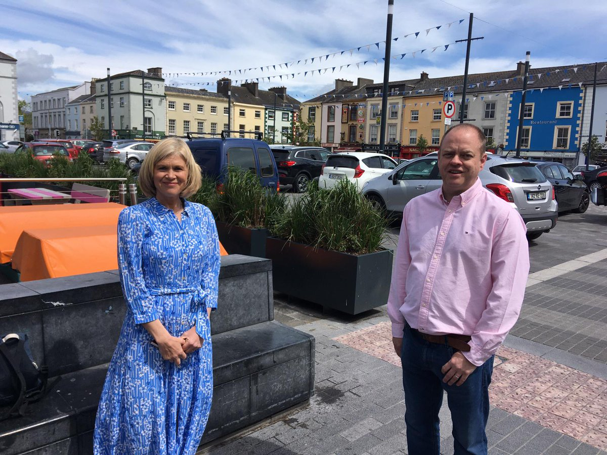 We can't wait to see the #DungarvanArtTrail on @RTENationwide in the coming weeks! Come visit beautiful Dungarvan and see #TheVertigoProject in shop windows around the town this summer. #CreativeWaterford