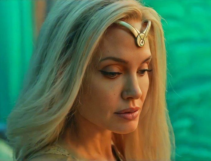 """Marvel Estrenos 📅's tweet - """"📸En noviembre conocerás a 'Thena' interpretada por la gran Angelina Jolie en #Eternals """" - Trendsmap"""