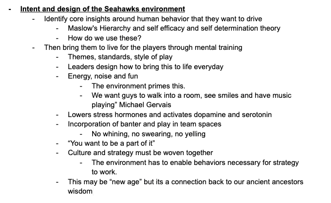 test Twitter Media - RT @JGelnar7: The intentional design of the Seahawks environment. https://t.co/YiueSx2wT1