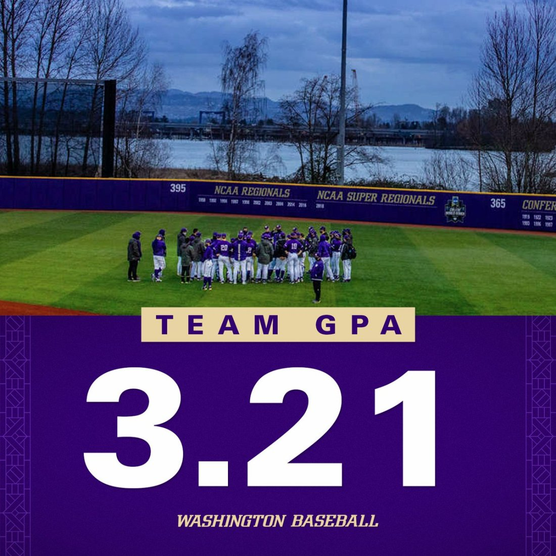 test Twitter Media - Another strong quarter in the books from the Dawgs  Our guys bring it on the field and in the classroom 📝  #DaWgStrong /// #GoHuskies https://t.co/JpYpIQQLck