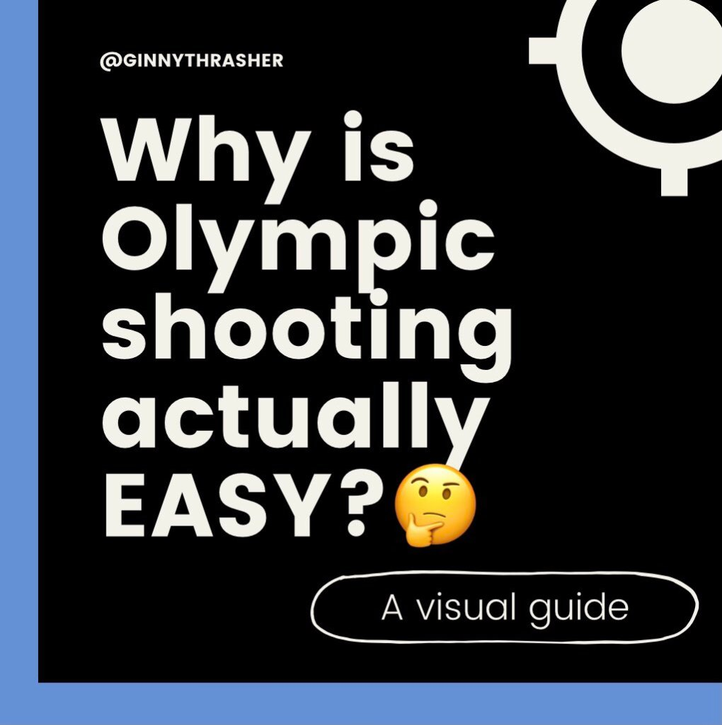 test Twitter Media - Plot twist - Olympic shooting is actually easy! (Thread 1/5) https://t.co/yg8nKLxgUI