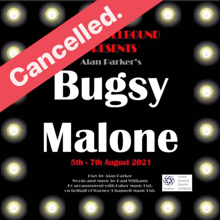 We are so sad to be cancelling this again, particularly for the young cast involved who so wanted to perform this summer. Please do keep an eye out for up to date news on our Facebook, Instagram and website of future productions and events. Thank you for your ongoing support ❤️