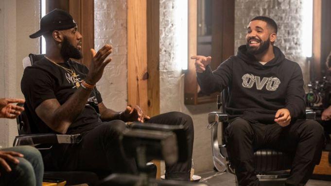 test Twitter Media - LeBron James, Drake and Maverick Carter Set to Executive Produce 'Black Ice' Documentary https://t.co/NvoVC542wr #WeGotUs #SourceLove https://t.co/G3uHsKVIXY