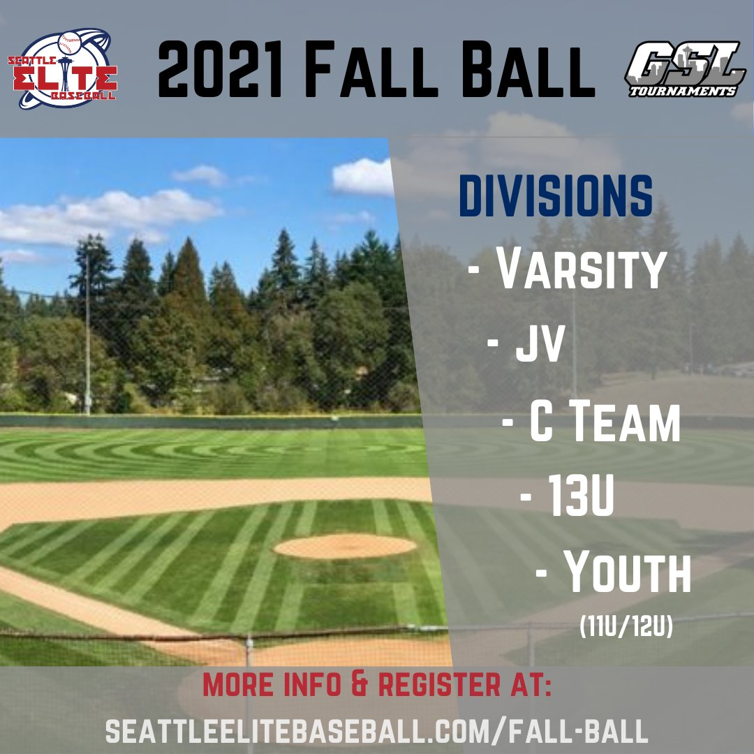 test Twitter Media - Fall Ball registration is now open! We will be running a 6-week season (in partnership with @GSLTournaments) starting on Saturday, 9/11. League consists of 6 Saturday DHs and is open to high school or club based teams. For more info and to register, visit: https://t.co/kmjqn9O1XY https://t.co/SbzgvBPlyH
