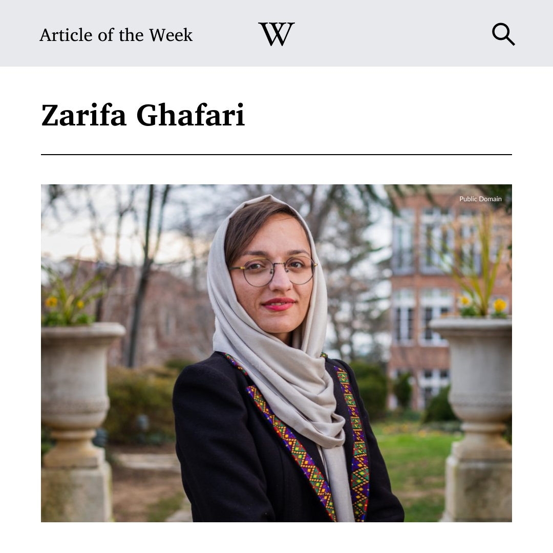 Hijab (countable and uncountable, plural hijabs). Wikipedia On Twitter Ghafari Who Has Survived Several Assassination Attempts Is One Of Many Afghan Women Calling Attention To Threats To Their Safety And Human Rights Amid The Recent Taliban Takeover She