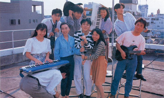 test Twitter Media - RT @NickDwyer: really great photo of Capcom's sound team from 1990 https://t.co/fj05E2XYL9