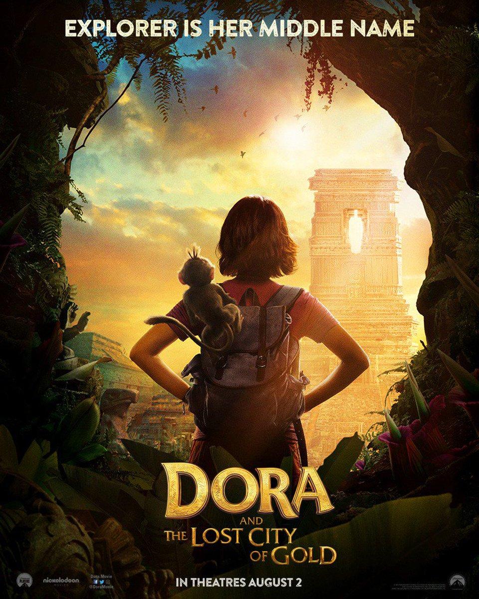 Dora End Credits : credits, Fugitive, Twitter:,