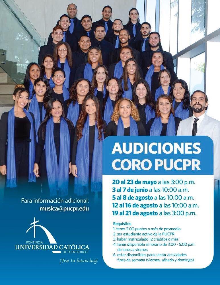 Audiciones Puerto Rico 2019 : audiciones, puerto, PUCPR, Twitter:,