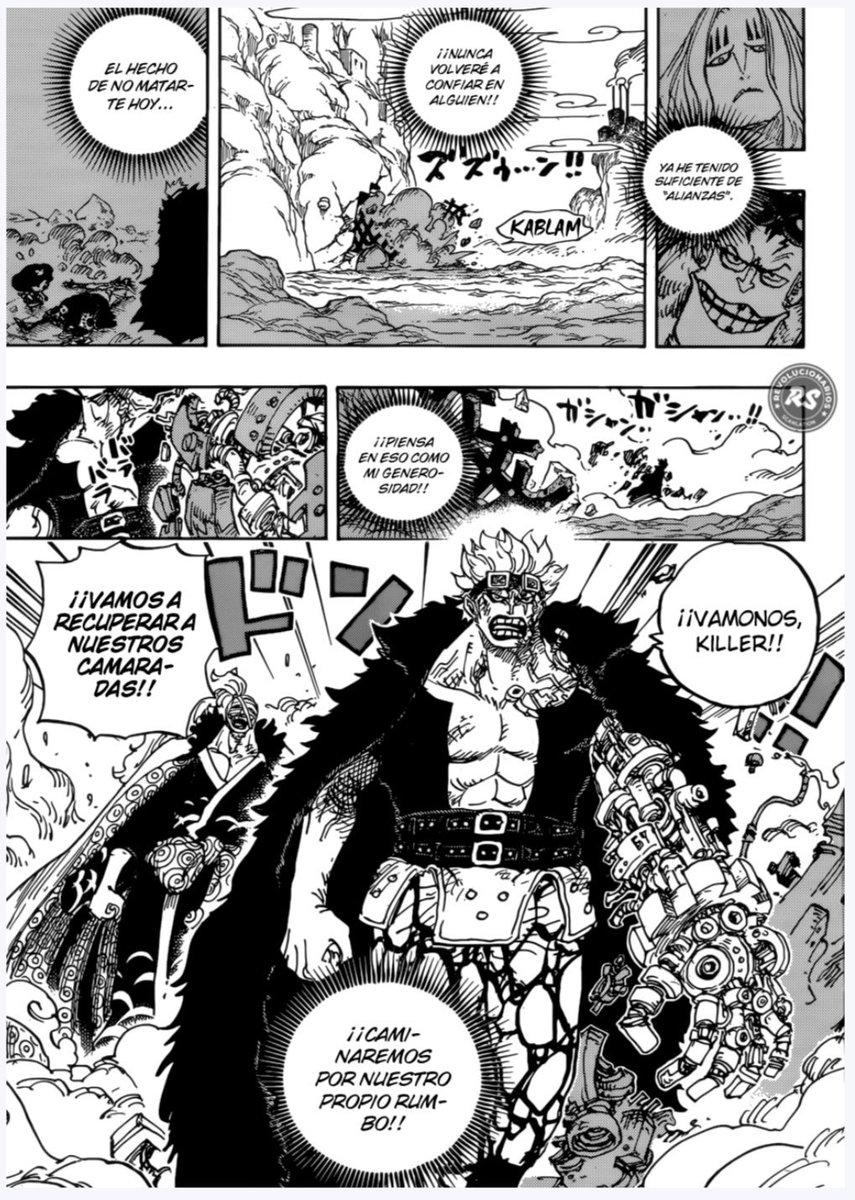 Spoiler One Piece 950 : spoiler, piece, Twitter:, SPOILER, PIECE, Eustass, 😍😍…