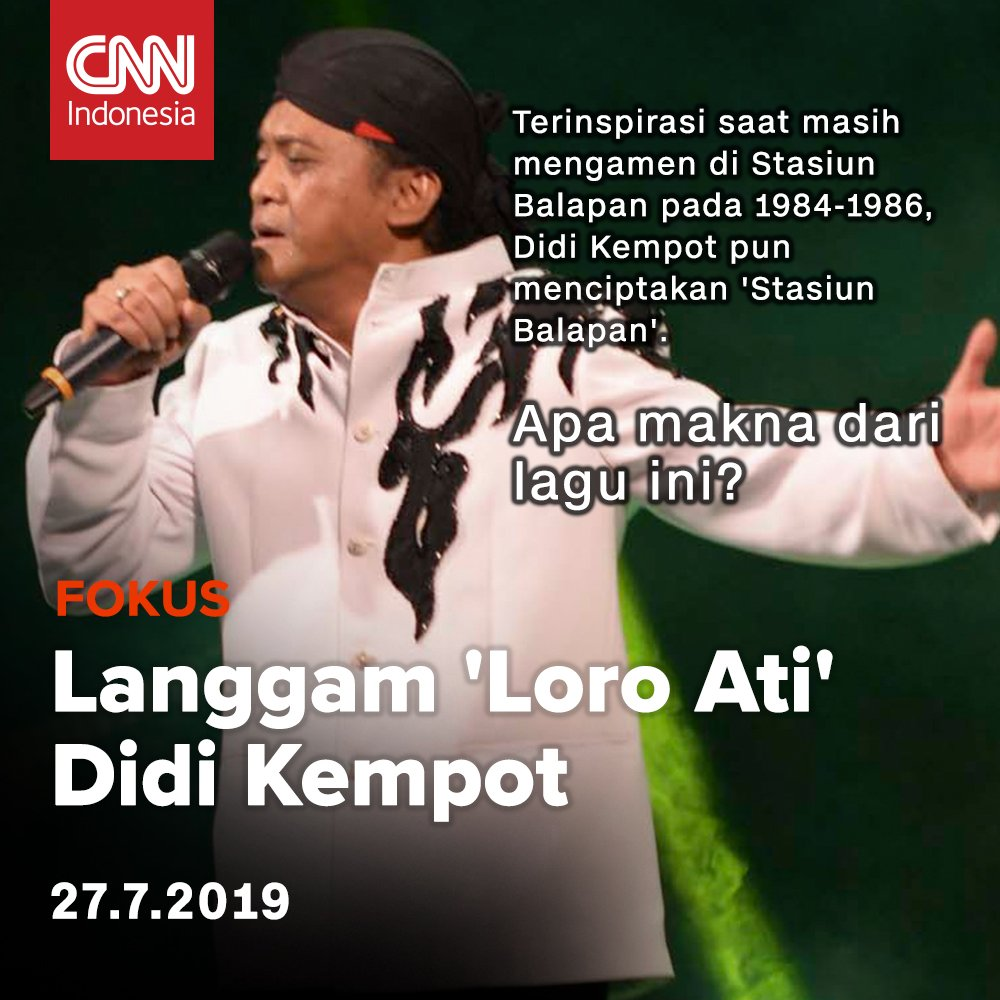 Cnn Indonesia On Twitter Para Sadbois Dan Sadgerls Setia