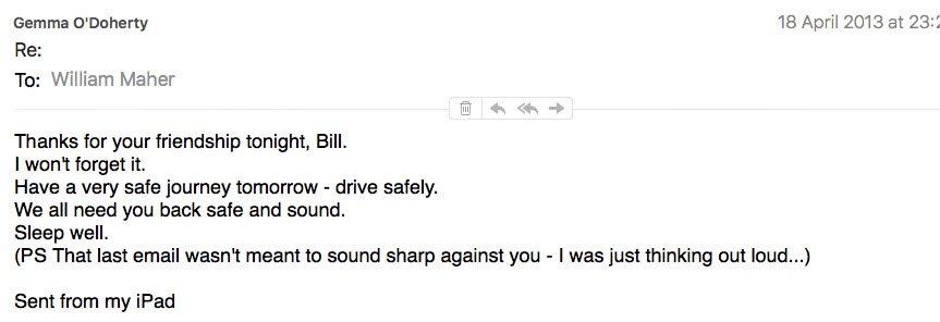 bill maher on twitter