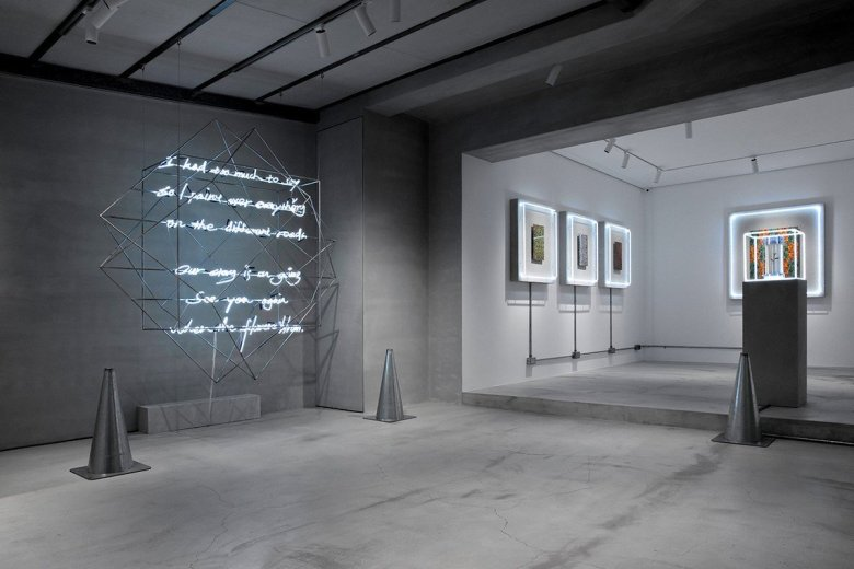 Image result for g dragon art exhibition 2019