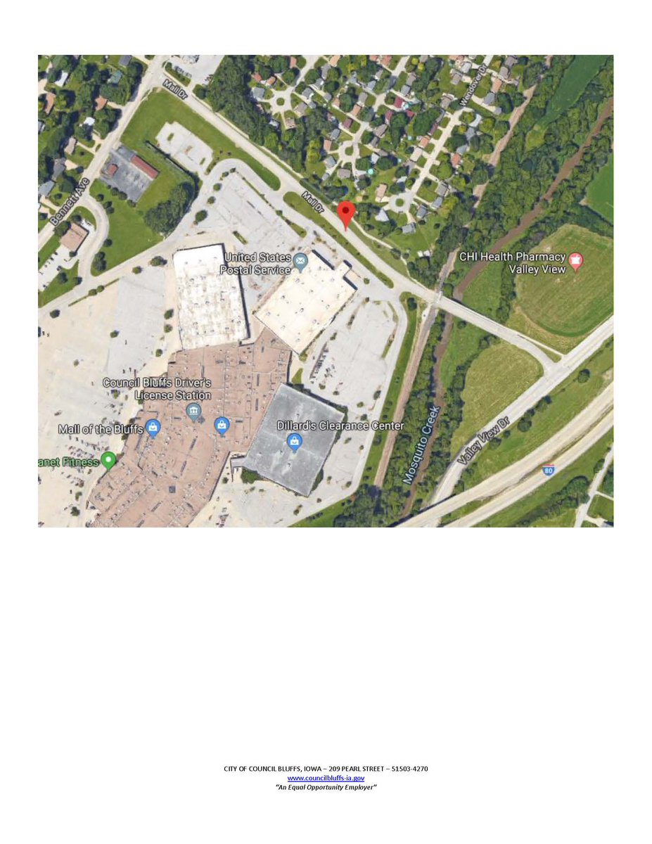 City Creek Mall Map : creek, Council, Bluffs, Twitter: