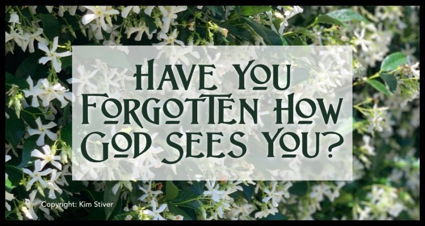 how God sees you