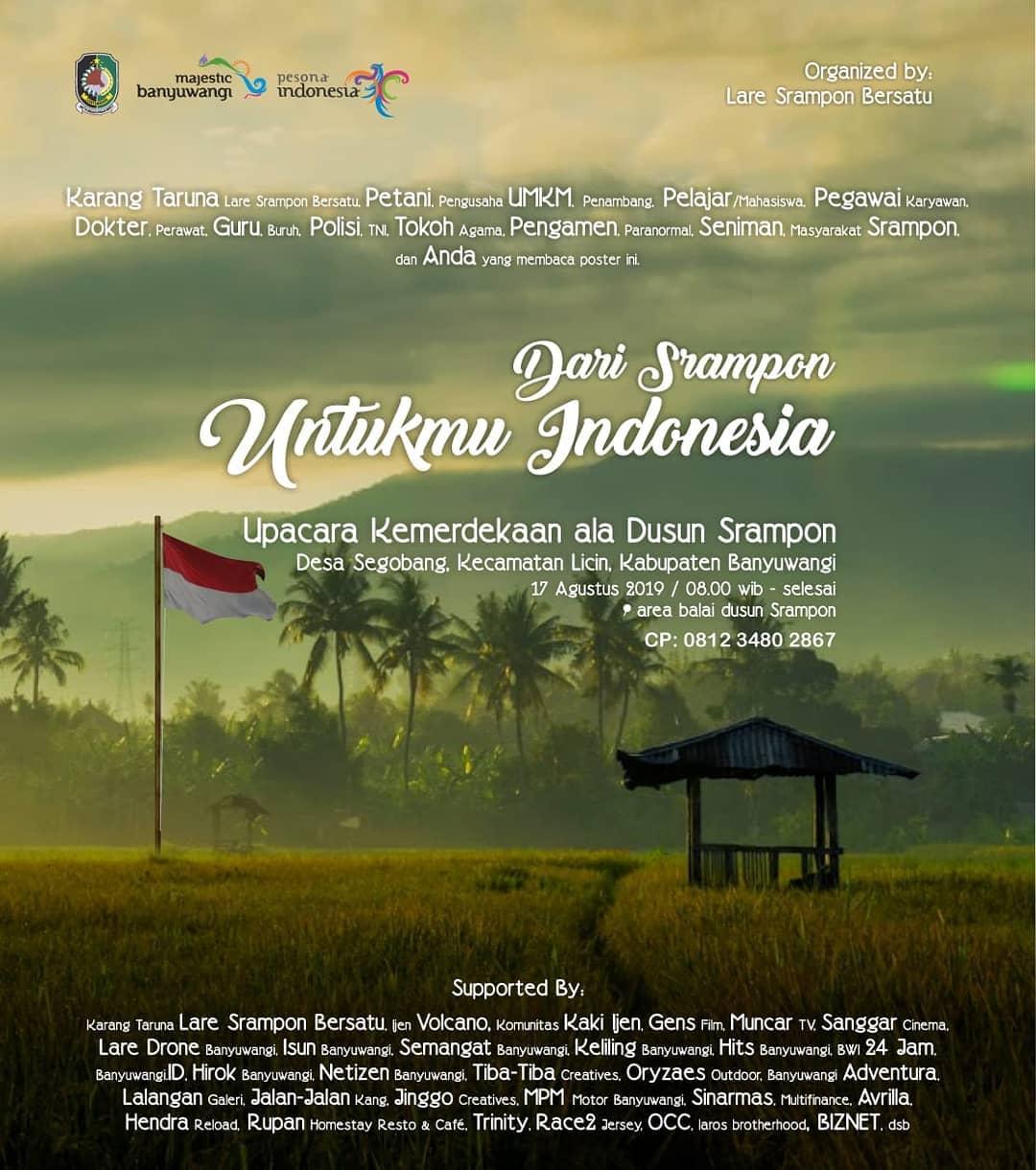 Noped On Twitter Ikut Upacara Kemerdekaan Ala Dusun