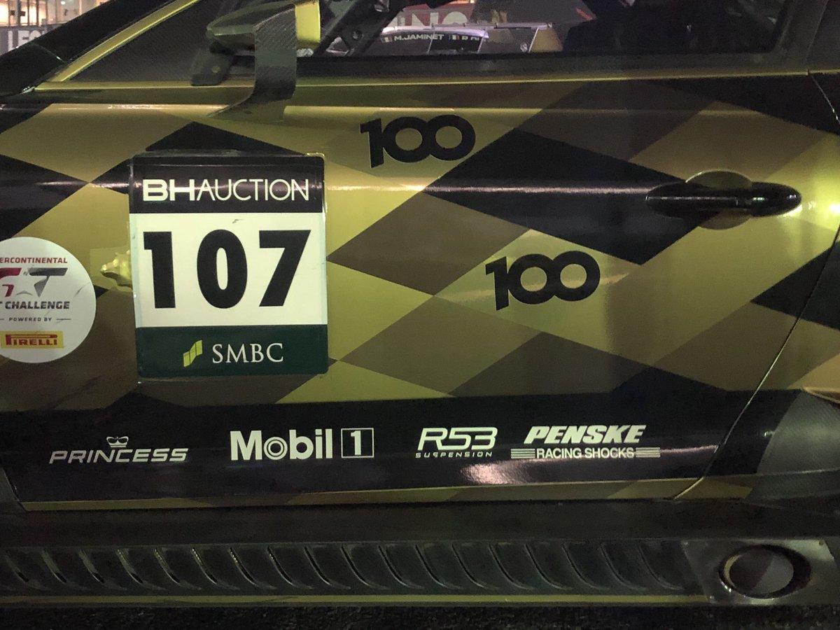 test ツイッターメディア - 今年のベントレーワークス(チームM-Sport)ってスポンサーにペンスキー付いてたの初めて知ったんだけどw #suzuka10h #鈴鹿10H #Suzuka10hours https://t.co/yoDtXeRiB2