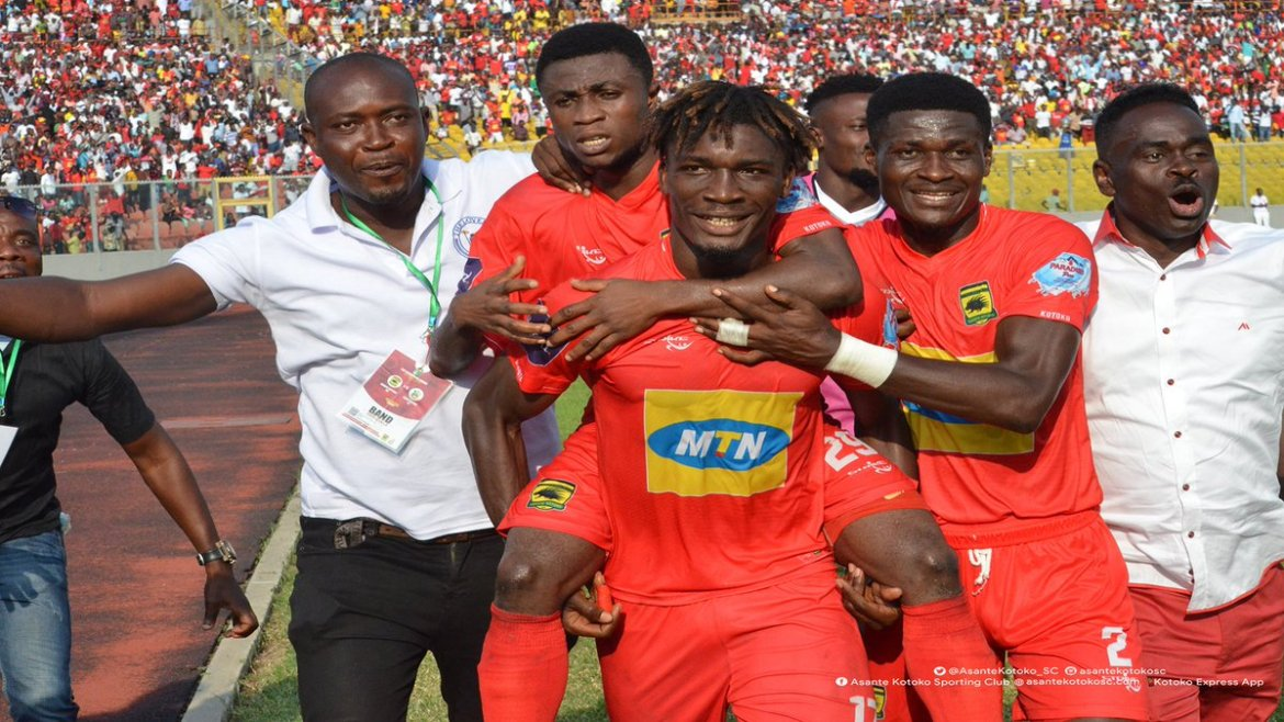 "Asante Kotoko SC on Twitter: ""📸 Snaps from yesterday's win ..."
