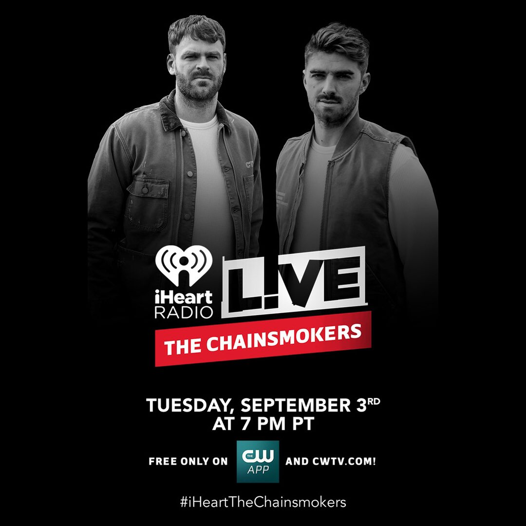 the chainsmokers thechainsmokers twitter