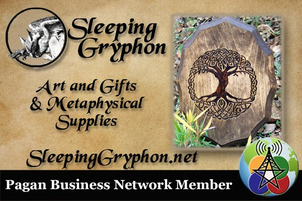 Sleeping Gryphon – Arts, Gifts, and Metaphysical Supplies