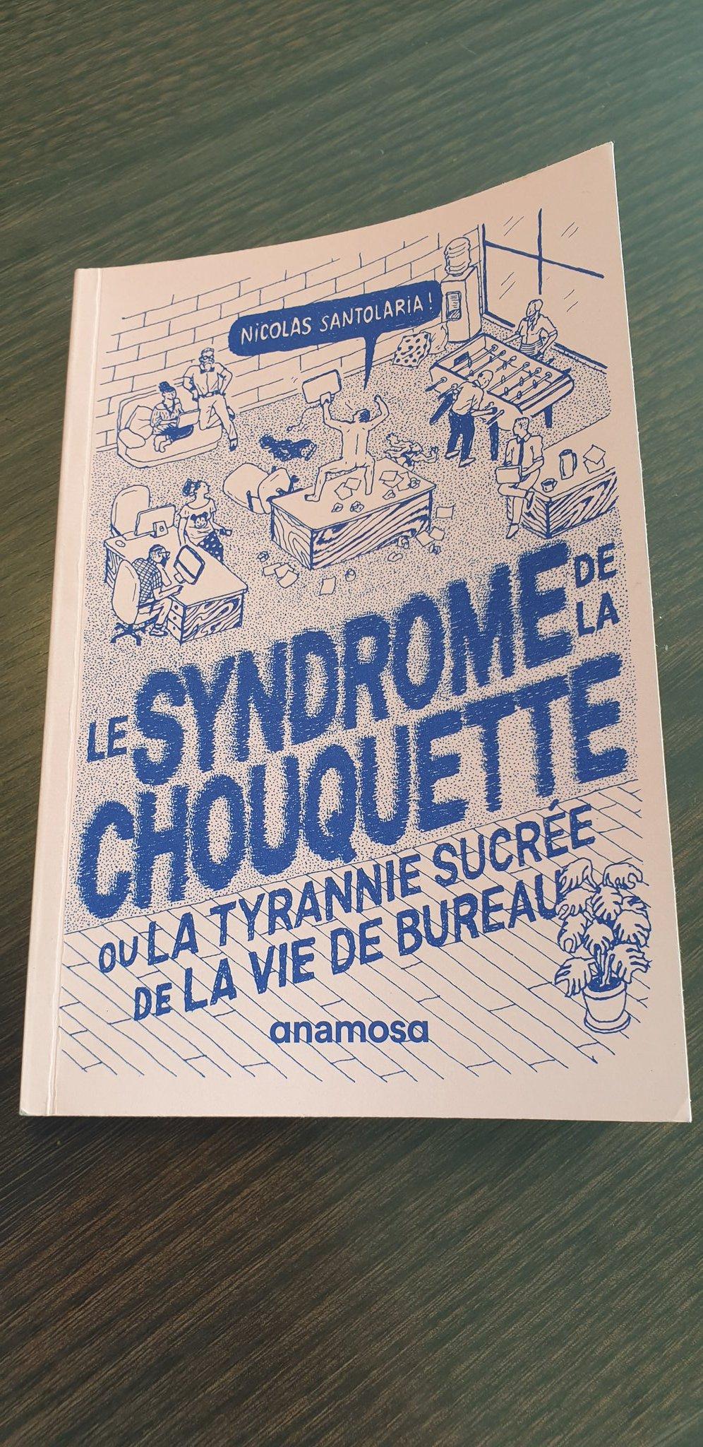 Le Syndrome De La Chouquette : syndrome, chouquette, Laurent, Alaus, Twitteru:, Syndrome, Chouquette