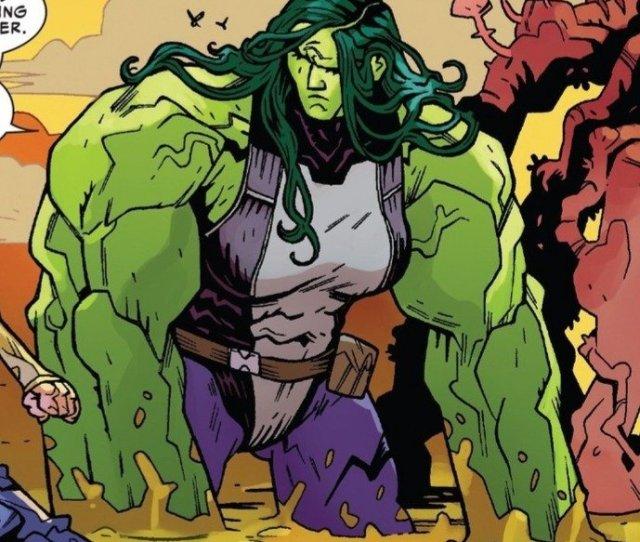 Ryan Kahrhoff On Twitter Make She Hulk Sexy Again Artwork By