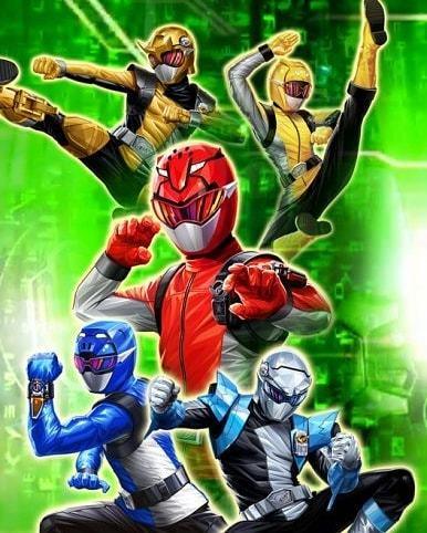 Power Rangers Beast Morphers Episode 11 : power, rangers, beast, morphers, episode, Crazysamurai, Twitter:,