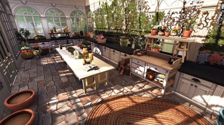 Practical Magic House Interior 3