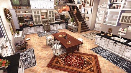 Practical Magic House Interior 1