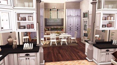 Practical Magic House Interior 4