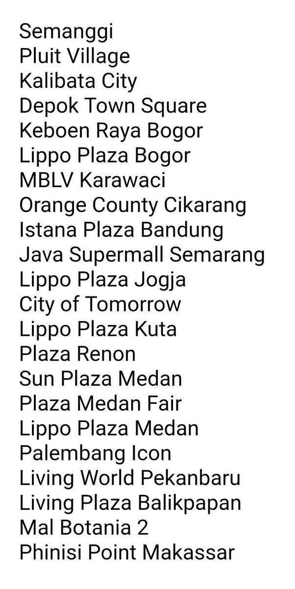 Jadwal Bioskop Lippo Jogja : jadwal, bioskop, lippo, jogja, Cinépolis, Indonesia, على, تويتر:,