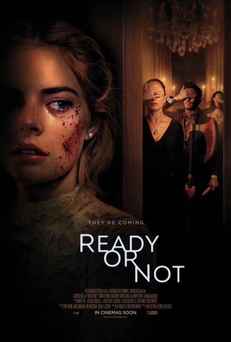 Nonton Film Ready Or Not : nonton, ready, WatchmenID, Twitter:, Berikut, Review, Untuk, Ready, (2019)…
