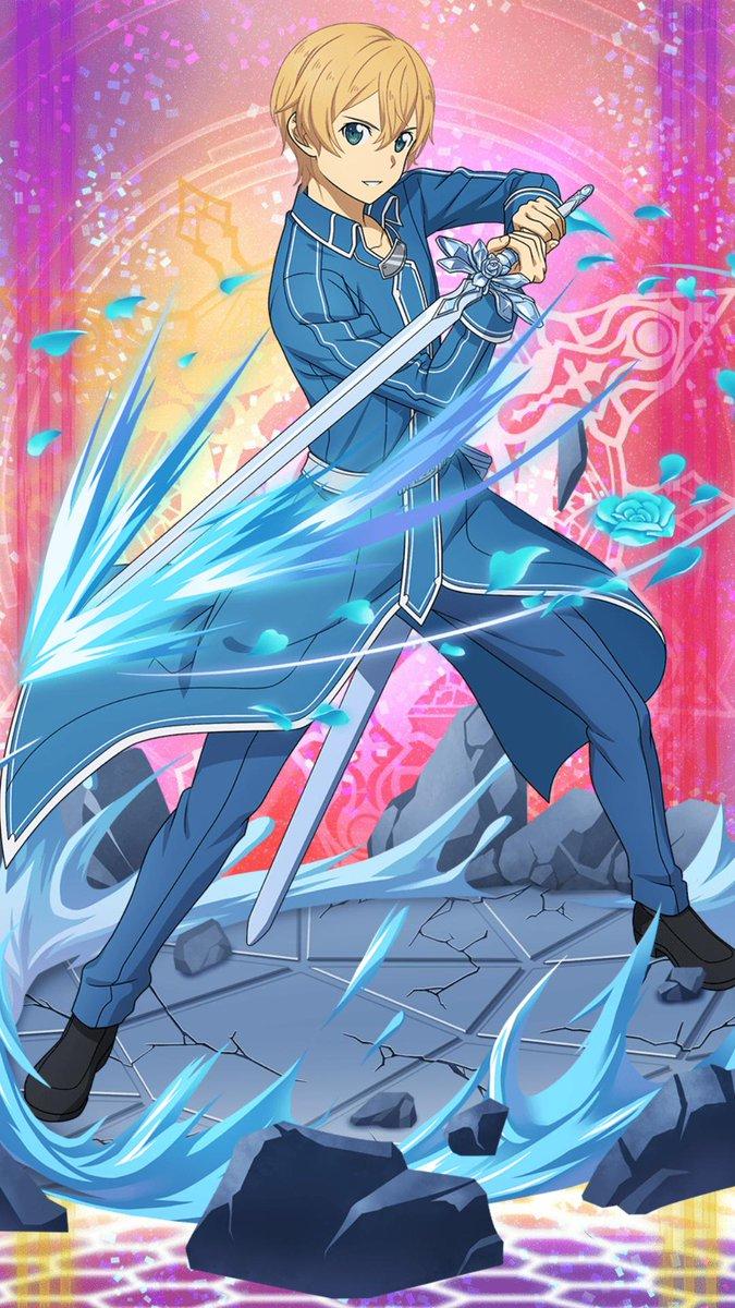 刀劍神域-記憶重組 手遊卡牌(2020/1/28更新 天獄 奇策) - yorutonbi的創作 - 巴哈姆特
