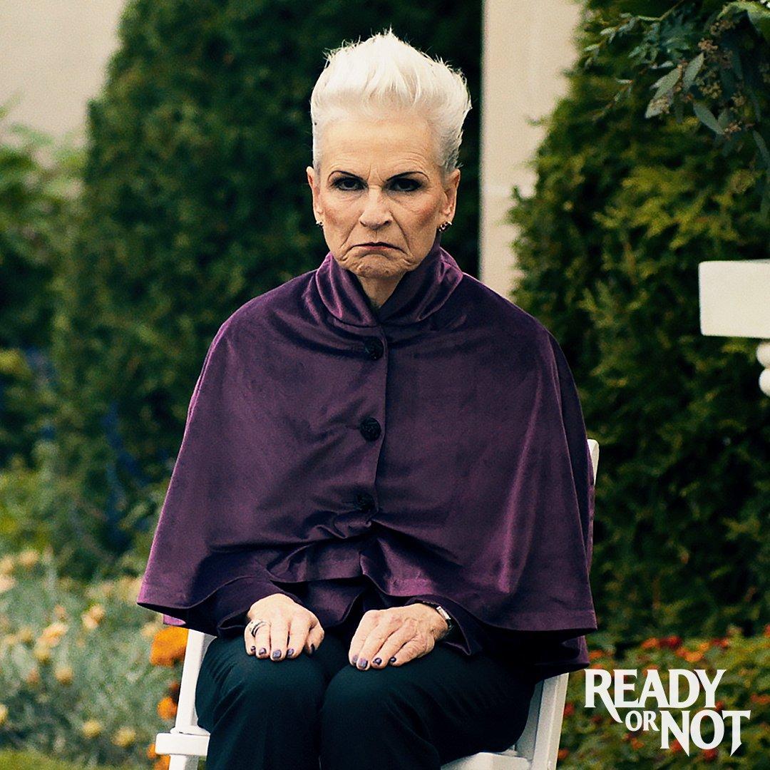 Ready Or Not At Readyornotfilm Twitter