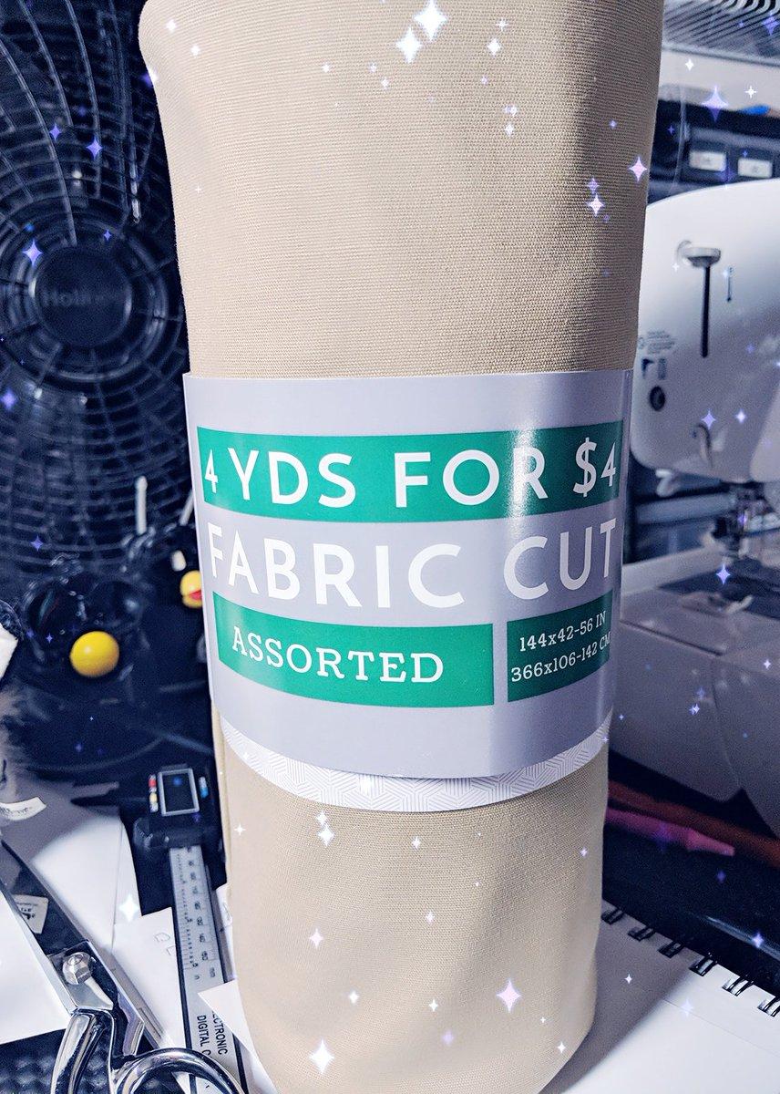4 Yards Of Fabric : yards, fabric, ✨New, Twitter:, Walmart, Thing, Where, Fabrics, Pre-cut, Yards