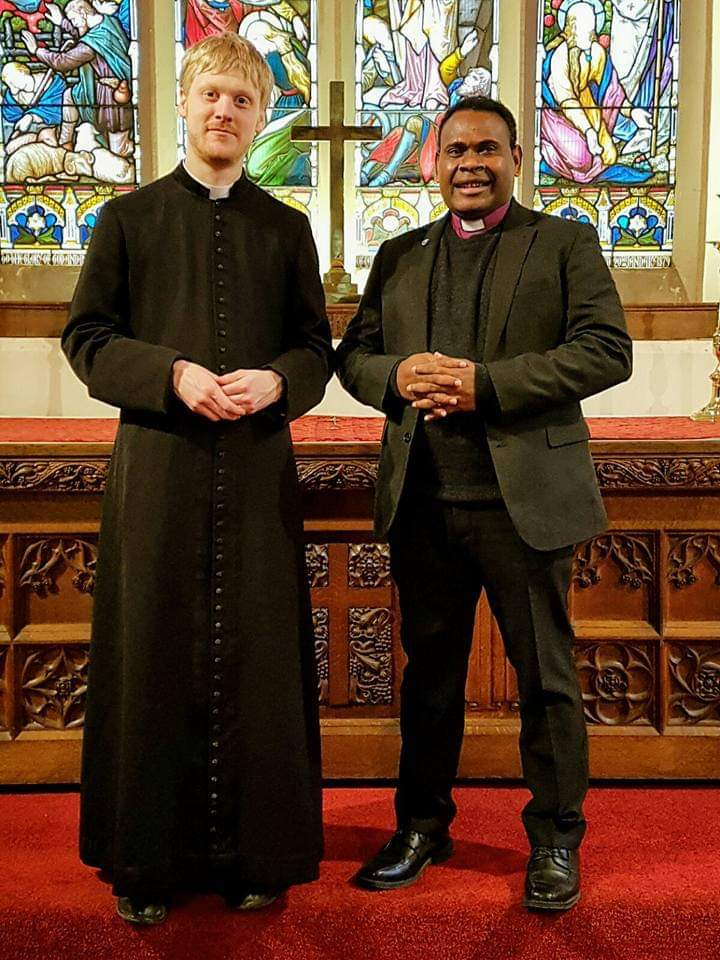 Please pray for my friend Bishop Leonard Dawea, as he is made Primate of the Anglican Church of Melanesia. I first met him when he was a member of…