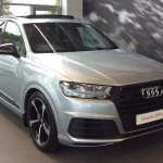 Ni Audi On Twitter In Our Portadown Showroom This Week Is This Stunning Audi Q7 50 Tdi Black Edition 286ps In Floret Silver Features 21 Alloys Adaptive Air Sports Suspension Titanium Black