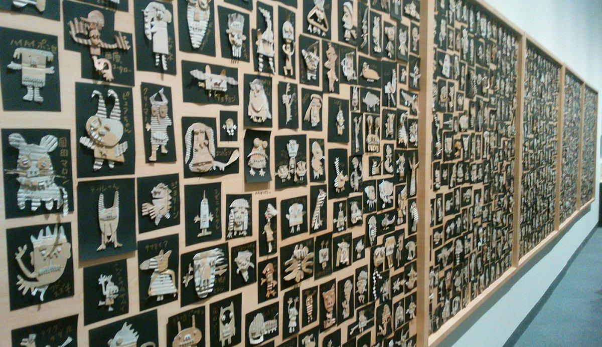 test ツイッターメディア - 松坂屋美術館『木梨憲武展 Timing-瞬間の光り-』鑑賞。 多様な素材・技法を用いて遊び心に満ちた作品群。 小さな作品が大量にあるのでじっくり見たい人はそれなりに時間を確保して挑む必要がある。 https://t.co/WwatJc01UJ