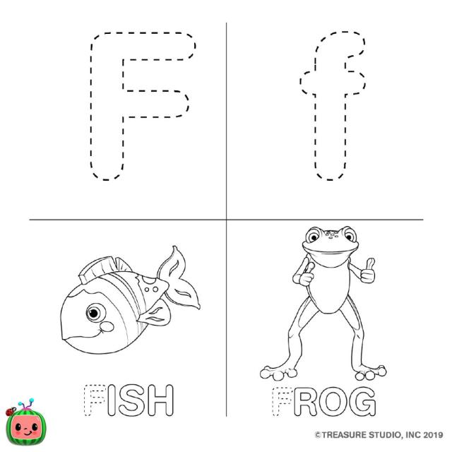 """CoComelon on Twitter: """"🖍️ COLORING PAGE WEDNESDAY 🎨 Lets learn"""