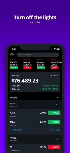 Yahoo Finance Desktop App : yahoo, finance, desktop, Stock, Price, Alerts, Yahoo, Finance, FinanceViewer
